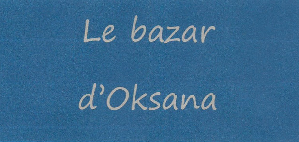 Logo bazar Oksana 2